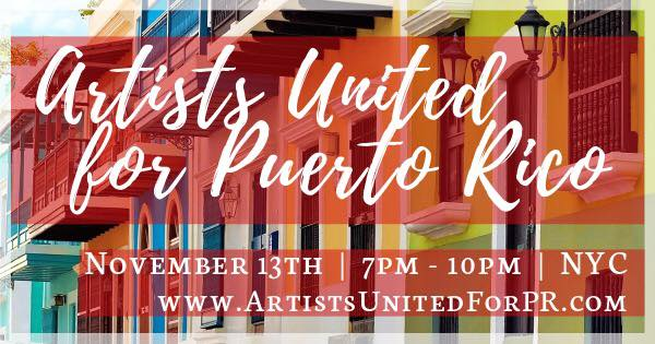 Artist United for Puerto Rico