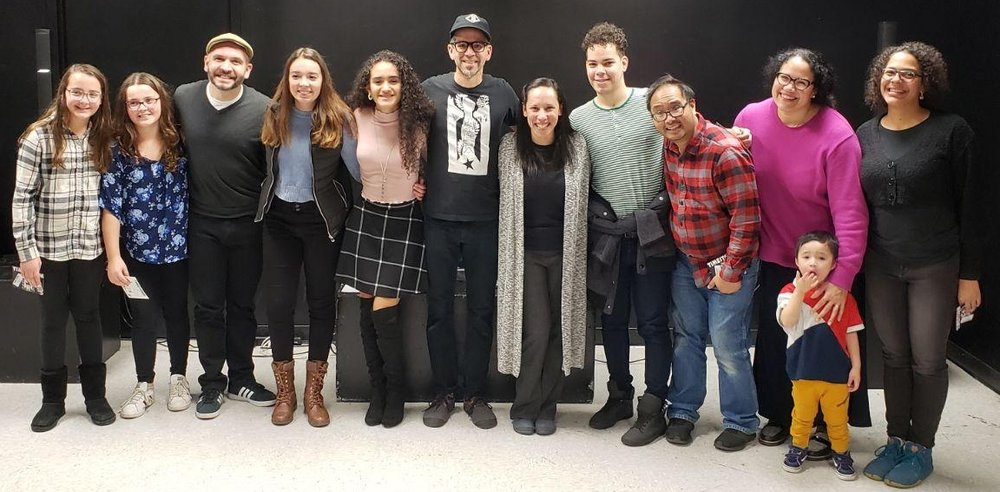 Timestorm cast members