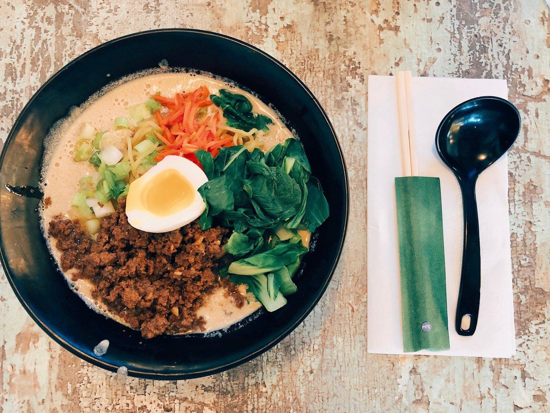 Dig In 002: Noodles in Newark — Janae Raquel