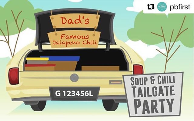 Head over to Poplar Bluff First Church of God on Oct 15 to be a part of the @artistbyheartcommunity. It's going to be a delicious opportunity to connect with others! #artistbyheart  #artistbyheartcommunity  #createdforcommunity  #Repost @pbfirst (@get_repost) ・・・ SOUP & CHILI COOK OFF — Fall is the best time to get those chili recipes out and cook up a warm pot for the family! Well, we want you to cook a pot and bring it to the cook off here at PB First on Sunday, October 15th! All participants will back their vehicle up to our Pavillion and serve their prized dish. Judges will come around and will determine a winner for this year's Cook Off Event.  This is a great event to get out of the house, eat some food, and have some fun!  See our events on Facebook: www.facebook.com/pbfirst.church/events