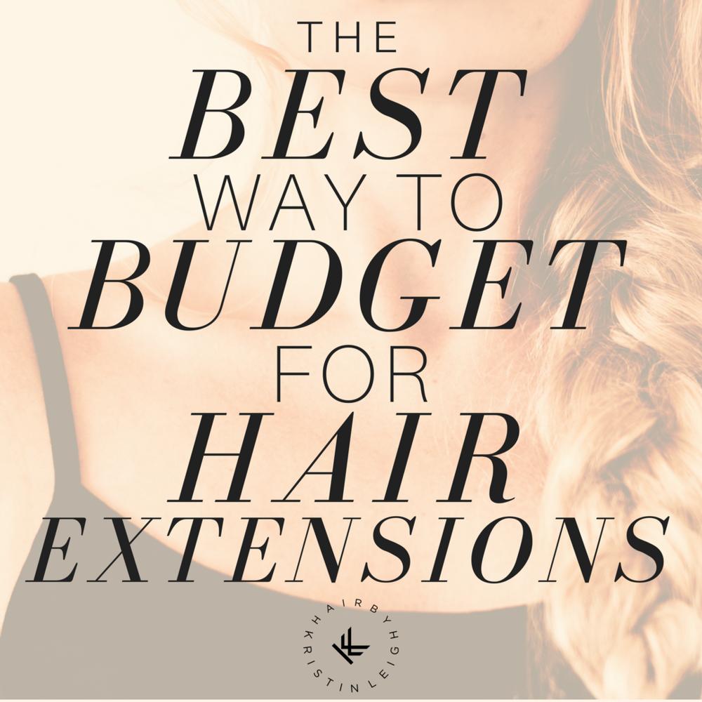 extensionsbudget