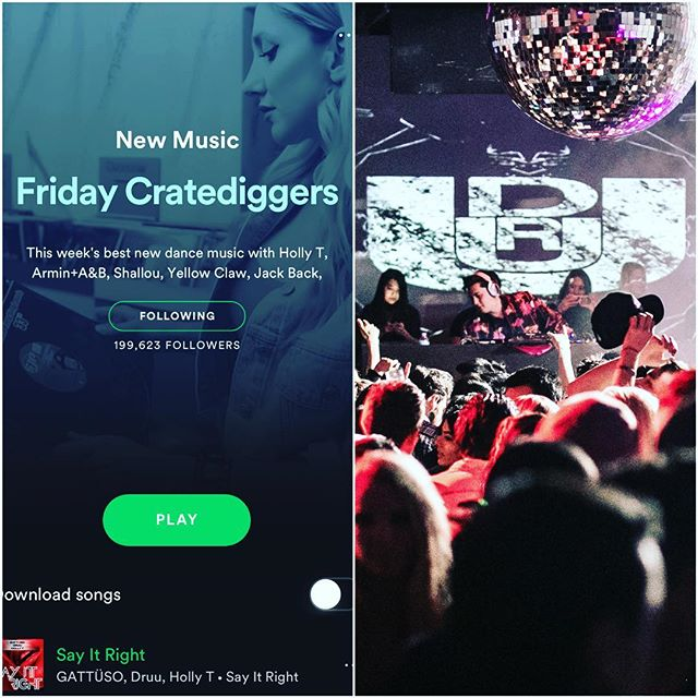 'Say It Right' is OUT NOW!!! Already #1 in Friday Cratediggers playlist, with @officialhollyt on the cover!!! . . . . . . . . . . #housemusic #deephousemusic #deephouse #futurehouse #djmusicproducer #housemusiclovers #goodvibes #futurehousemusic #lovehousemusic #chill #HouseMusicProducer #tropicalhouse #edm #edmlife #edmfamily #edmlifestyle #edmbabes #edmnation #EDMLove #edmmusic #edmvibes #tropical #edmbabes #edmdj #chillmusic #chillhouse #sayitright #nellyfurtado #dancecover #remake