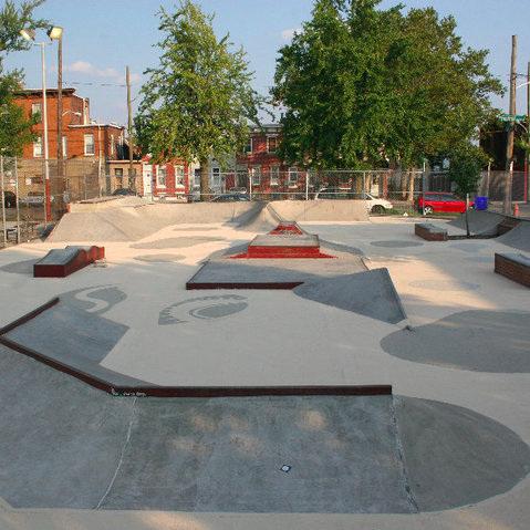 Black, Coyl & McBride (Pop's) Playground -