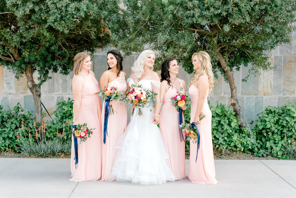 Weddings - Our Secret Bridesmaid package allows the Bride and her Bridal Party to enjoy the day without the worry and stress of executing the event. We bring the experience of a Professional Wedding Planner and put the heart and care of a trusted Bridesmaid in to every detail.