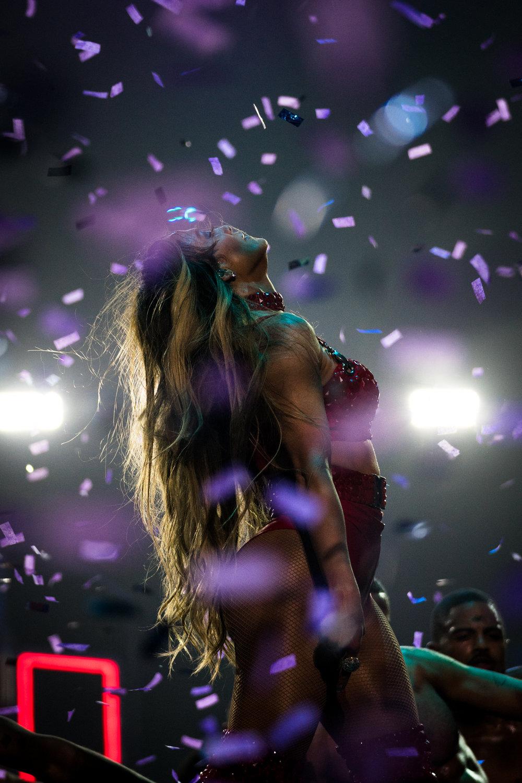 Jennifer Lopez, Christopher Pierantoni