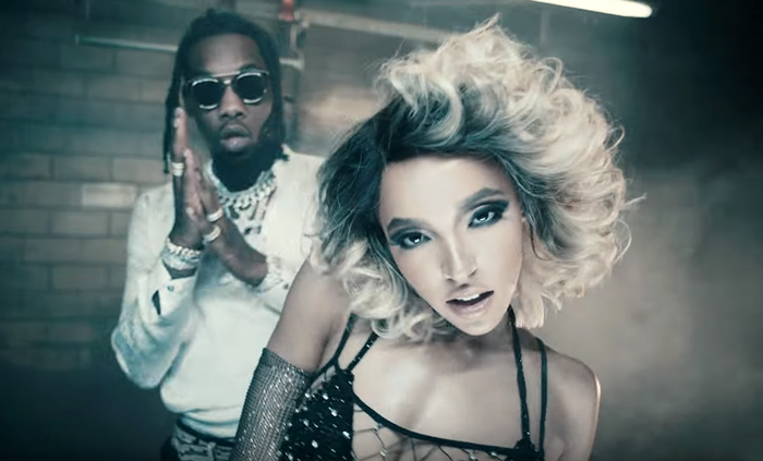 Tinashe and Offset