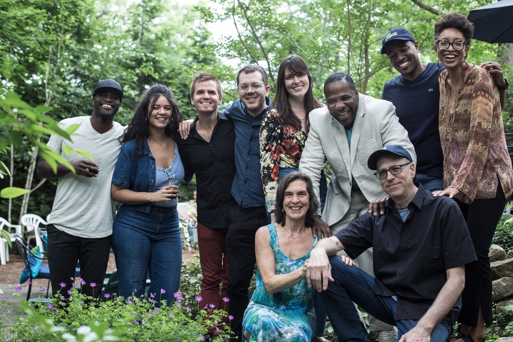 photograph by, @misterwil   photographed left to right: Joel Cross, Melissa McMillan, Ross Pederson, Addison Frei, Julia Adamy, Tarik Green, Toney Earl Jr., Tahira Clayton, Paul Adamy, & Dr. Deborah Adamy.