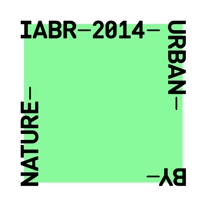 IABR — 2014 — URBAN BY NATURE - Rotterdam 29 de Mayo, 2014
