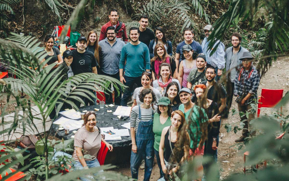 Proyecto Guatemalteco, ganador en la Bienal del Espacio Público de Roma - CRÍTICarq 9 de Junio, 2017