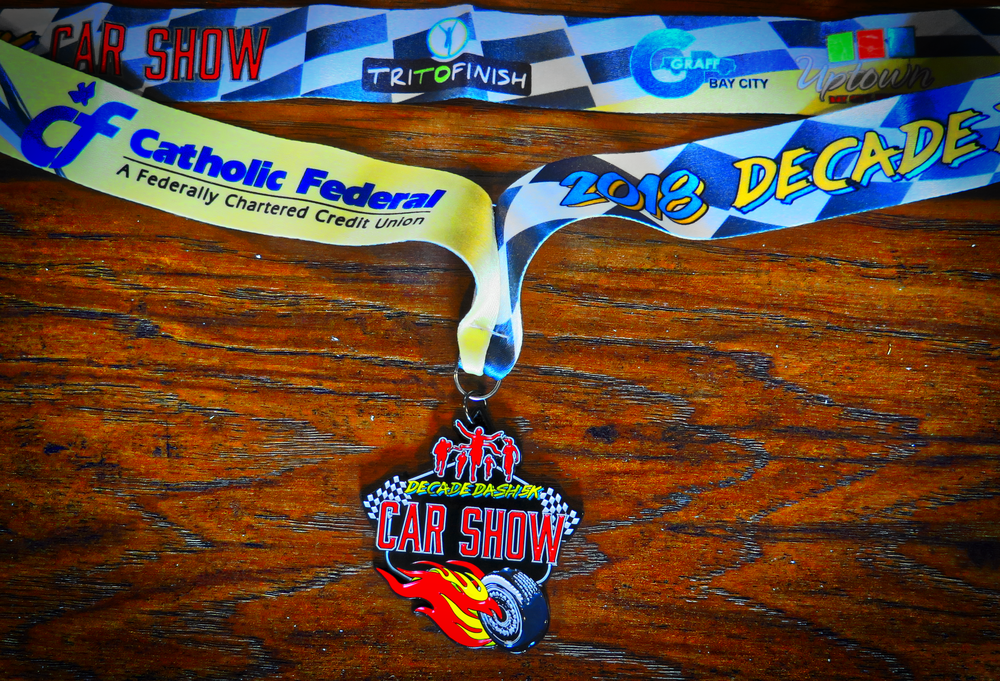 Decade Dash K Car Show COMPLETED Tri To Finish - Bay city car show 2018