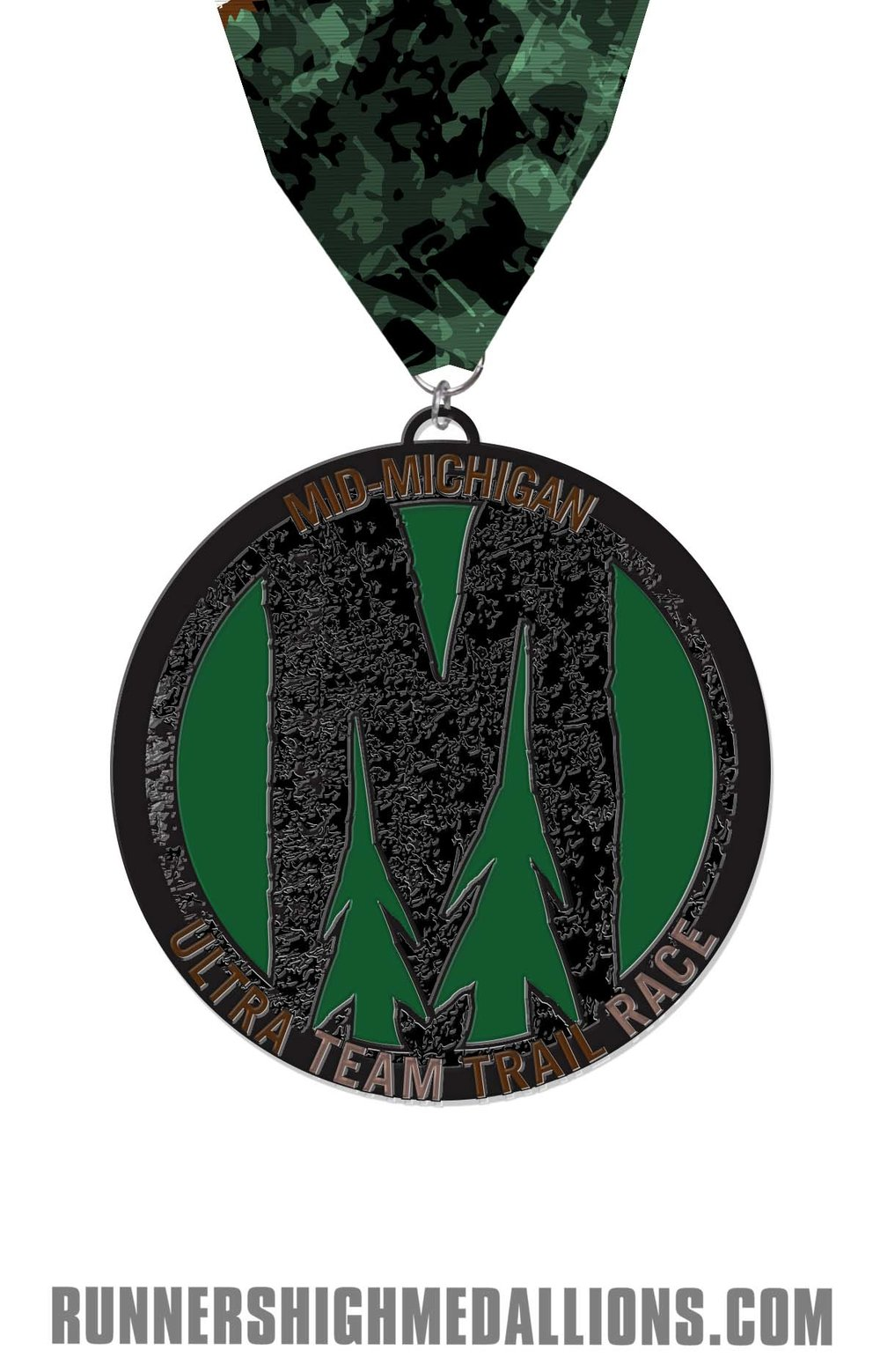 2019 Finisher medal