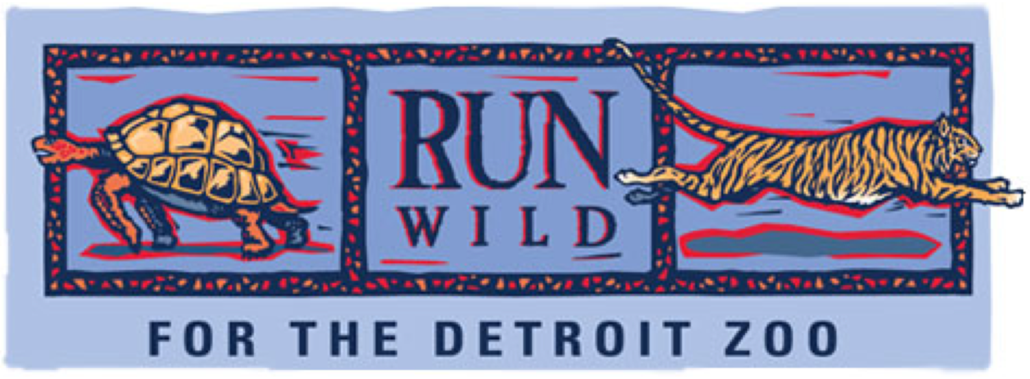 Run Wild for the Detroit Zoo 2018 *COMPLETED — Tri To Finish