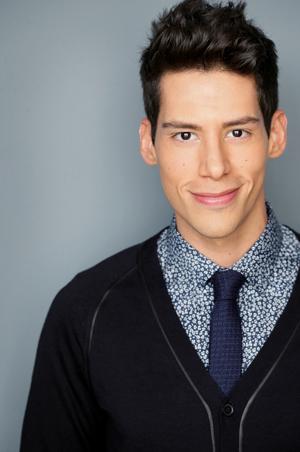 """Miguel Pinzon   """"Amy's Brother"""" FOX Series Regular"""