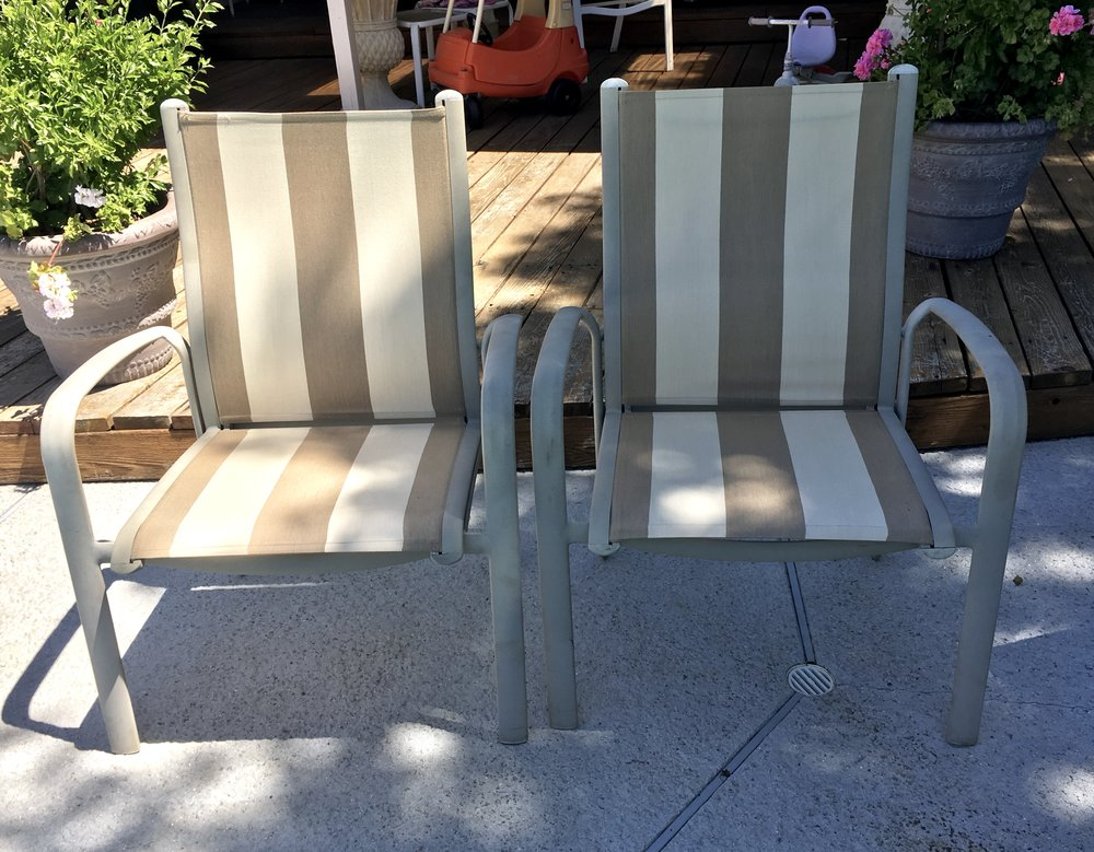 outdoor chair Upholstery