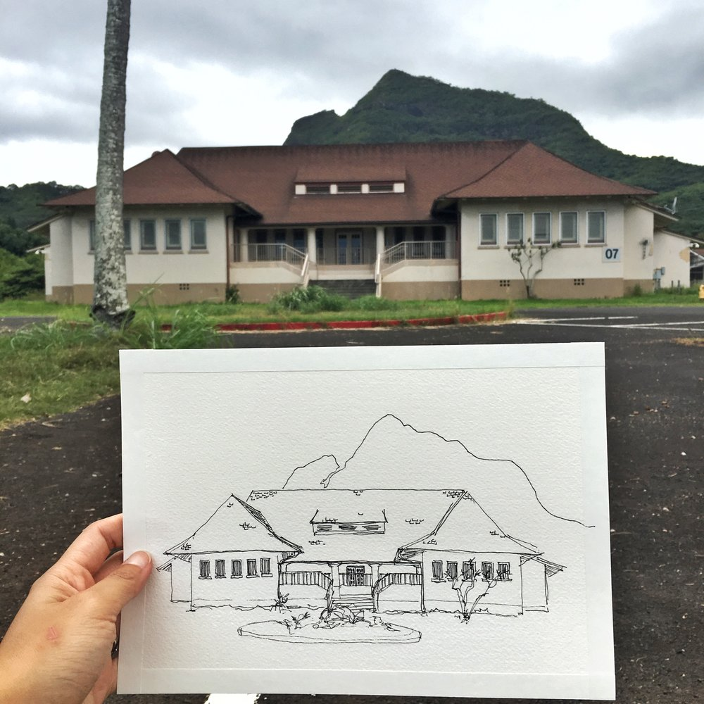 Hale Lanipōlua - The plans for this building is to turn it into a facility for the recovery of commercially sexually exploited children.