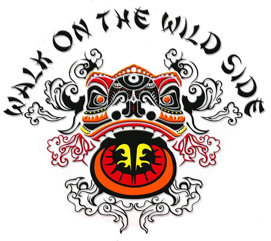 """When: March 10, 2018 from 11 A.M. – 4 P.M.  Where: Fort St. Mall and Chinatown, Honolulu  Walk on the Wild Side is both a fundraising event benefiting the National Kidney Foundation of Hawaii and an invitation to learn more and enjoy the best of Chinatown. Come watch the lion dancers and Taiko drummers and participate in FREE health and vision screenings, keiki activities, and arts & crafts! There will also be delicious food trucks, live entertainment on 3 stages, and a """"Wall of Love"""" where you can display pictures of loved ones affected by kidney disease!  As the entire Nuuanu Avenue will be closed off to cars, the community is flipping the script and occupying the street with live music, artist booths and demonstrations, life size chess game, cafe lounge seating, Biki bikes, food trucks and beverage vendors."""