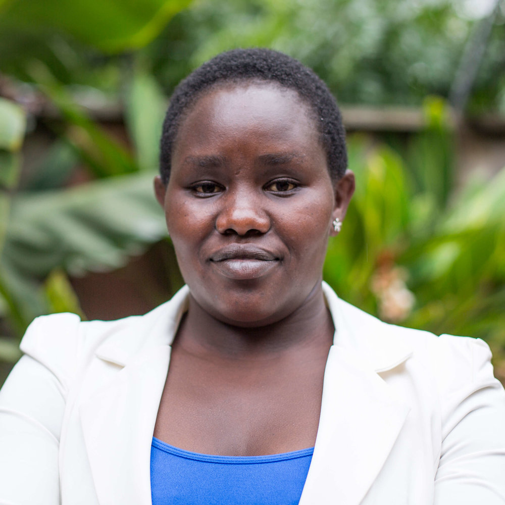 Lonah Chepkwony - Senior Accountant