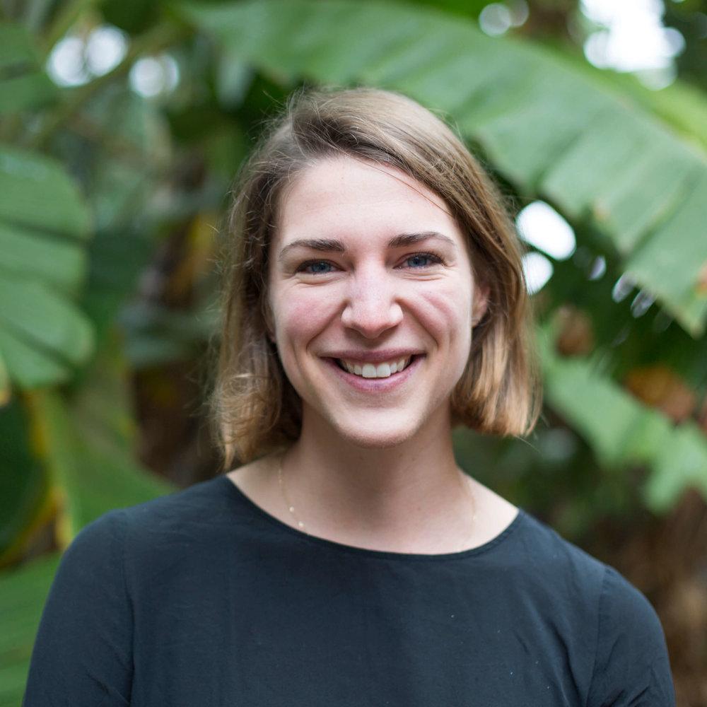 Elizabeth Mastors - Partnerships Manager