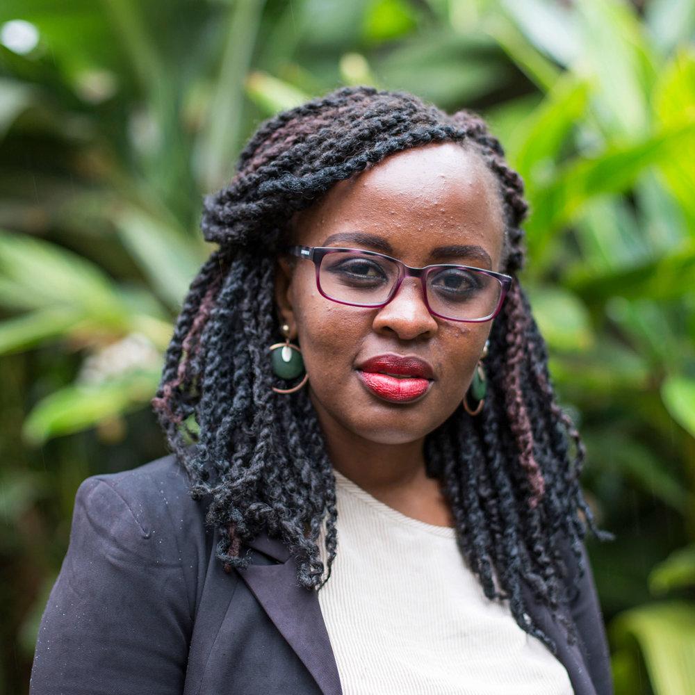 Catherine Wangare - Logistics & Distribution Manager