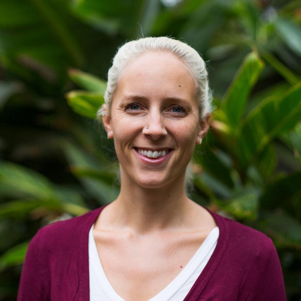 Caroline Greves - Director of Finance