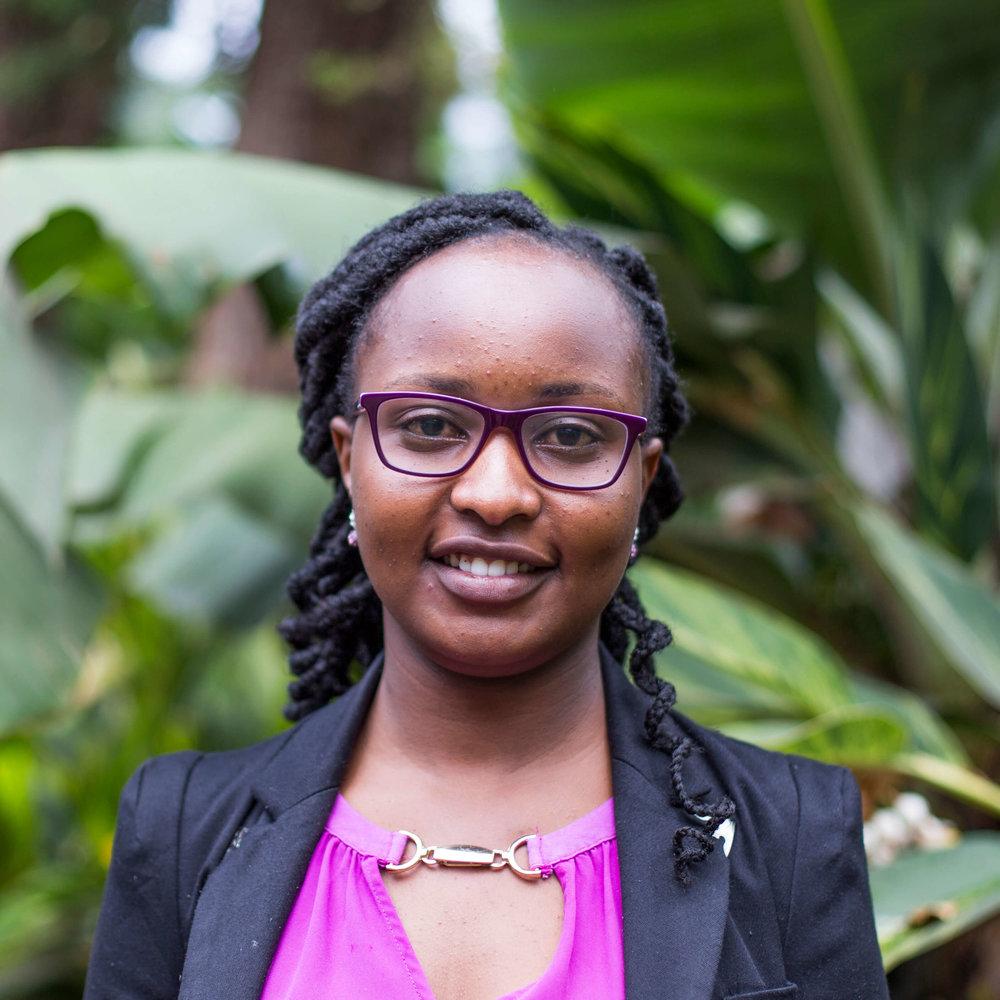 Magdalyn Mwende - Logistics & Distribution Associate