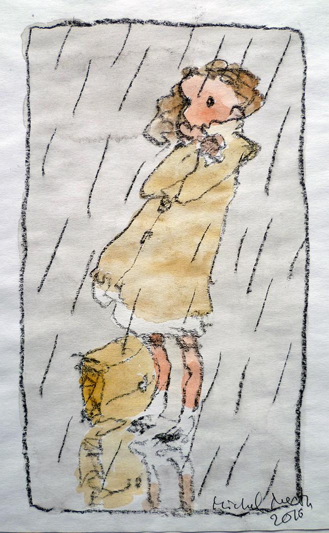 Il pleut et ça me convient très bien / 5