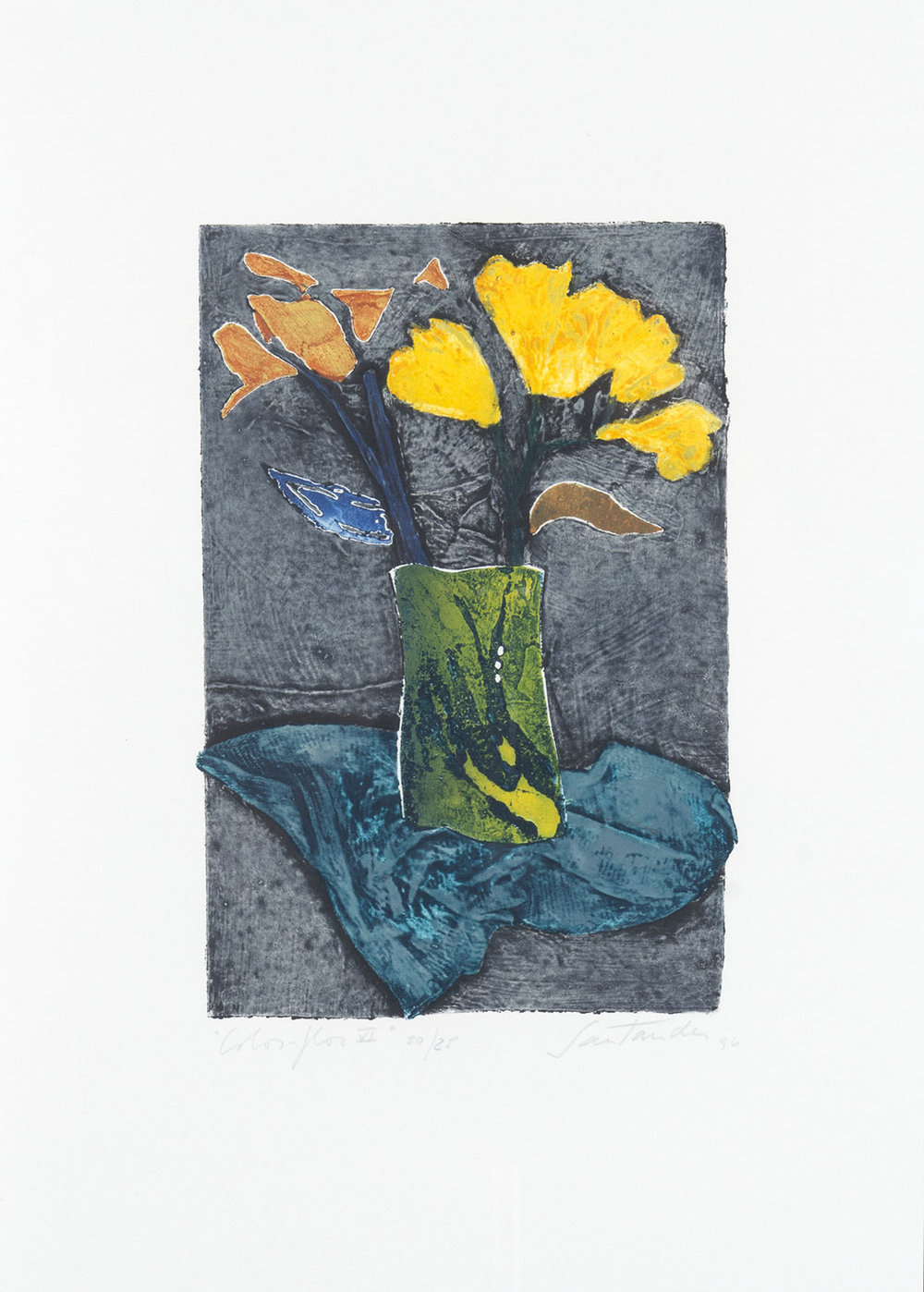 Fleurs / 1