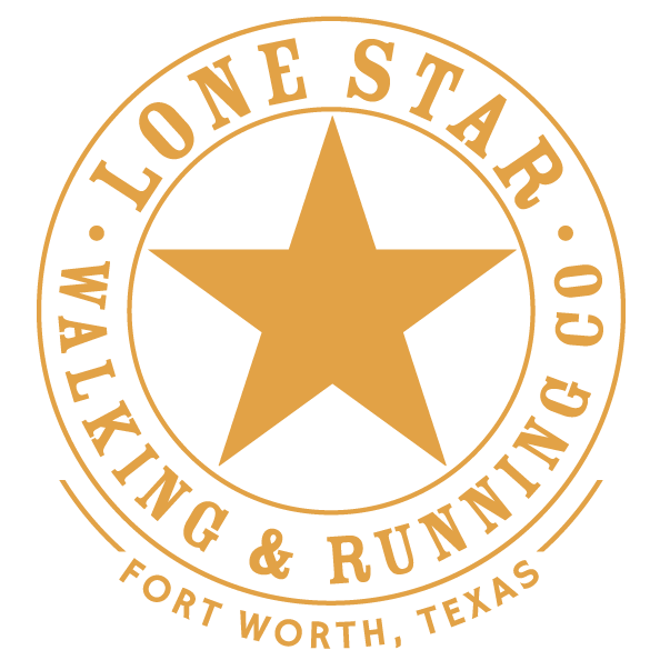 Lone Star Walking & Running Co. Logo