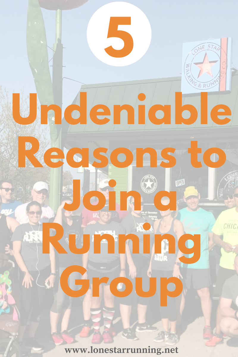 5 undeniable reasons to join a running group