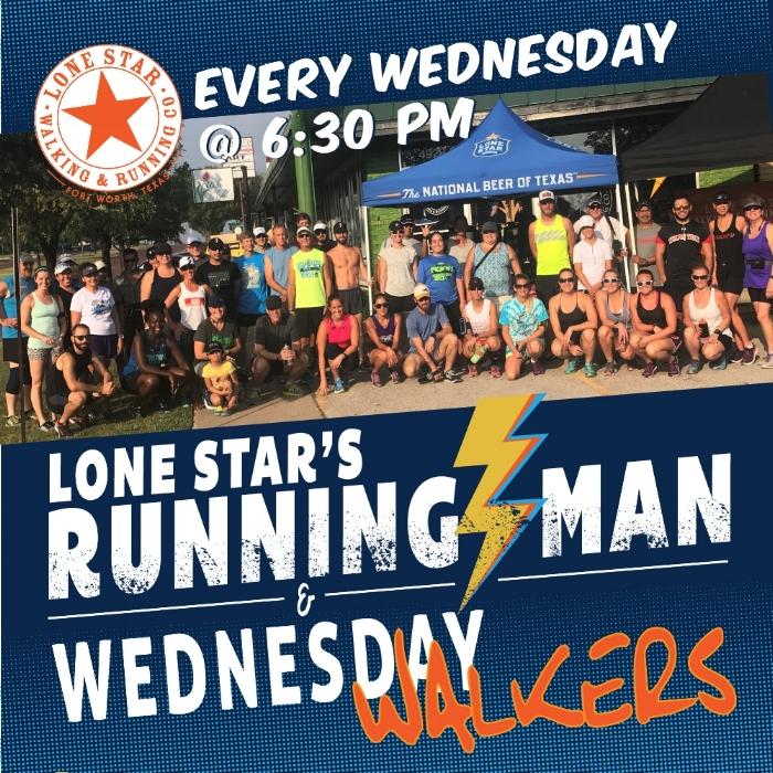 Wednesday Fun Run at Lone Star Walking & Running Co.
