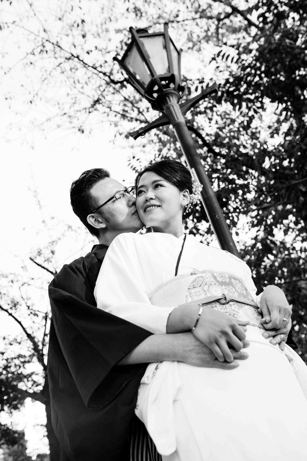Tokyo pre-wedding, engagement and elopement photographer
