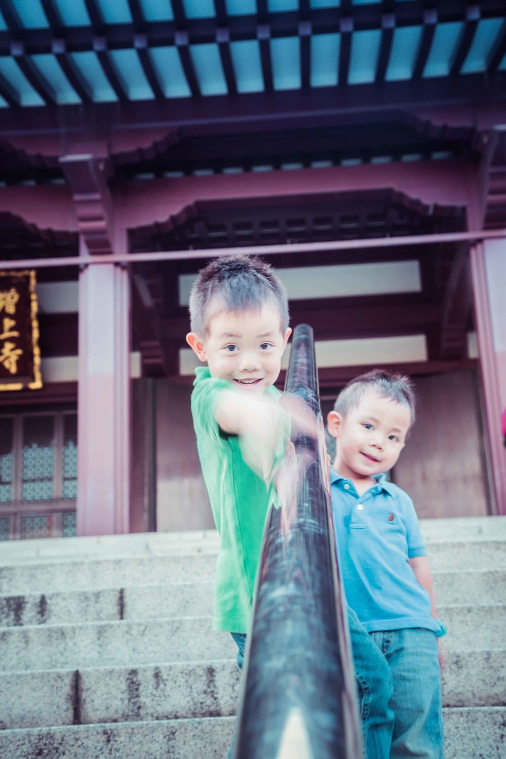 Tokyo temple and shrine photo shoots