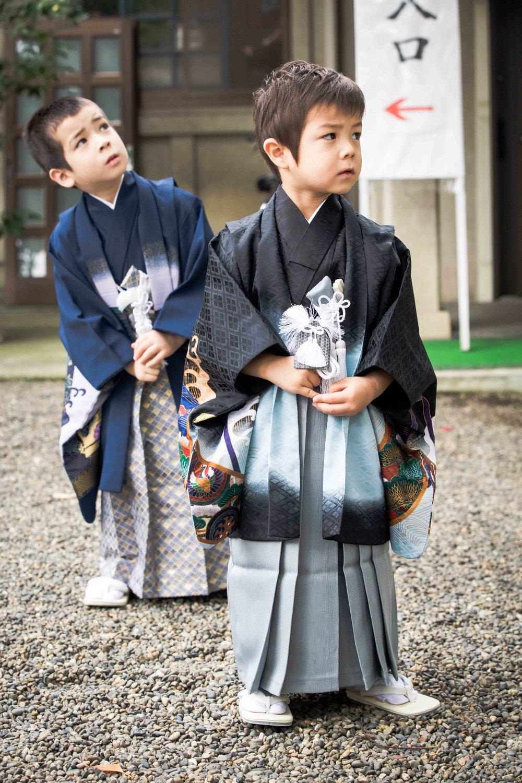 Tokyo outdoor family photo shoots