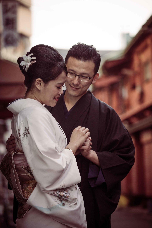 Tokyo engagement photographer