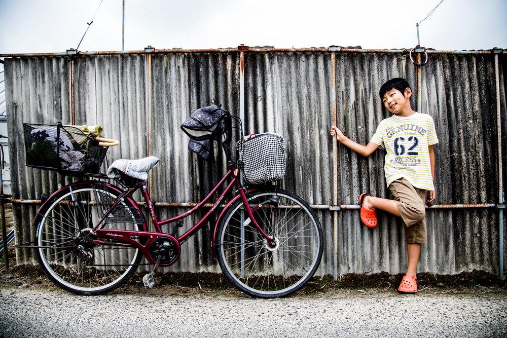 Outdoor family photographer (Tokyo, Japan)