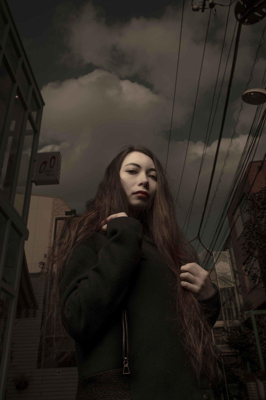 Tokyo cool backstreet photographer