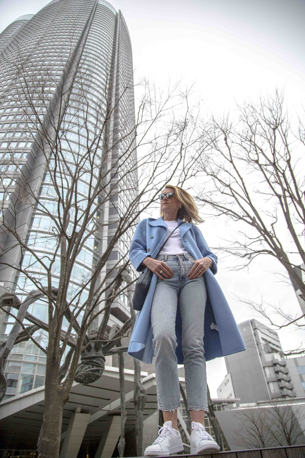 Roppongi Hills photo session