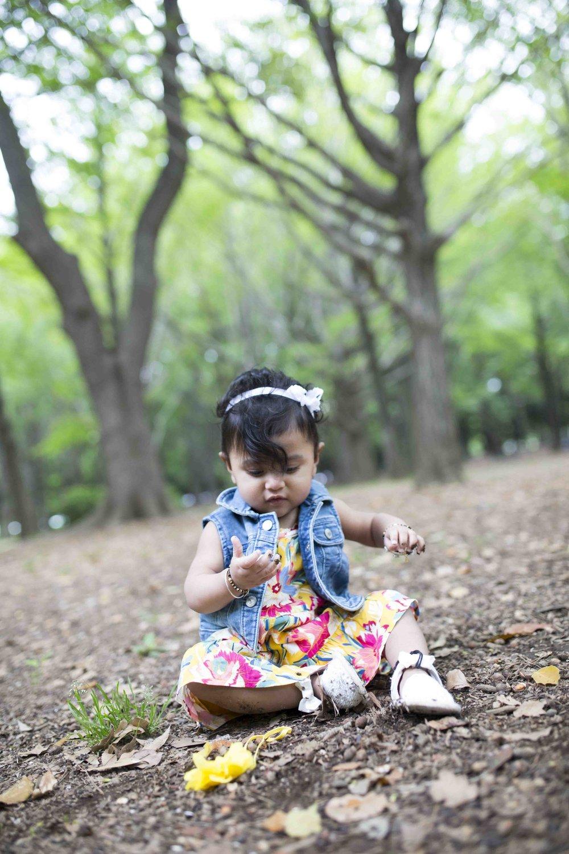 Family photo session - Yoyogi Park, Tokyo