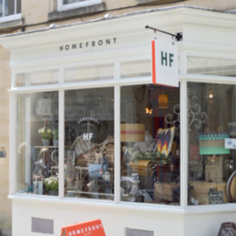 Homefront, Bath    homefrontinteriors.co.uk