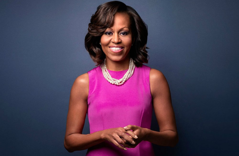 MICHELLE OBAMA: FIGHTING BACK THEHATEFUL WORDS -