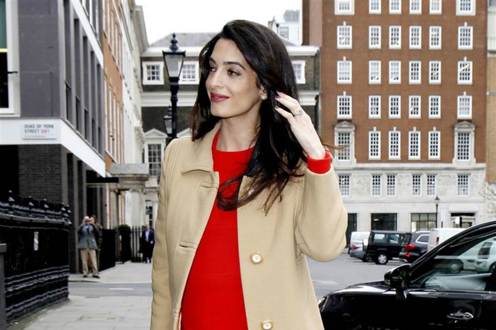 AMAL CLOONEY: DISTINGUISHED INTERNATIONAL HUMAN RIGHTS LAWYER  -