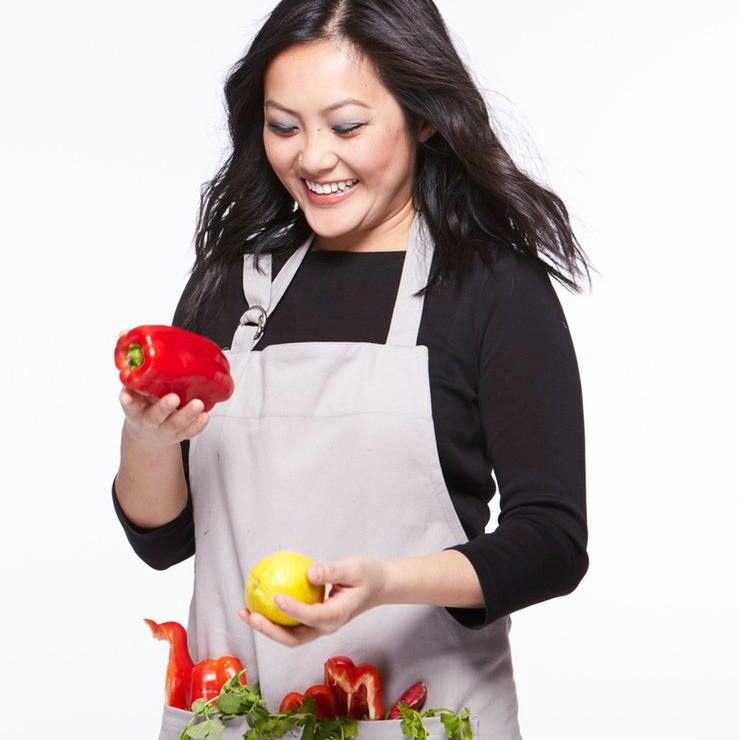 MEET JENNY - 27, Chef & ArtistNew York, New York, USA A PROFESSIONAL CHEF WHO TURNED DOWN BUSINESS SCHOOL AND 'TOP CHEF' TO BE HER TRUE, AUTHENTIC SELF