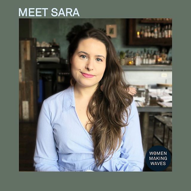 """REAL TALK #35: Meet Sara, a 31 year-old career coach from Chicago. Sara was faced with a serious illness that left her bedridden for nearly 2 years. During this time, she did a lot of soul searching, uncovering what was underneath all the pushing and striving for success."""" She shares with us her story of transformation, of finding inherent self-worth, while regaining her health. To read her story, click on the link in the bio. #womanmakingwaves @sarayoungwang . . . . . #selfworth #illness #selfawareness #selfcompassion #vulnerability #vulnerable #courage #brave #selfacceptance #chasingsuccess"""