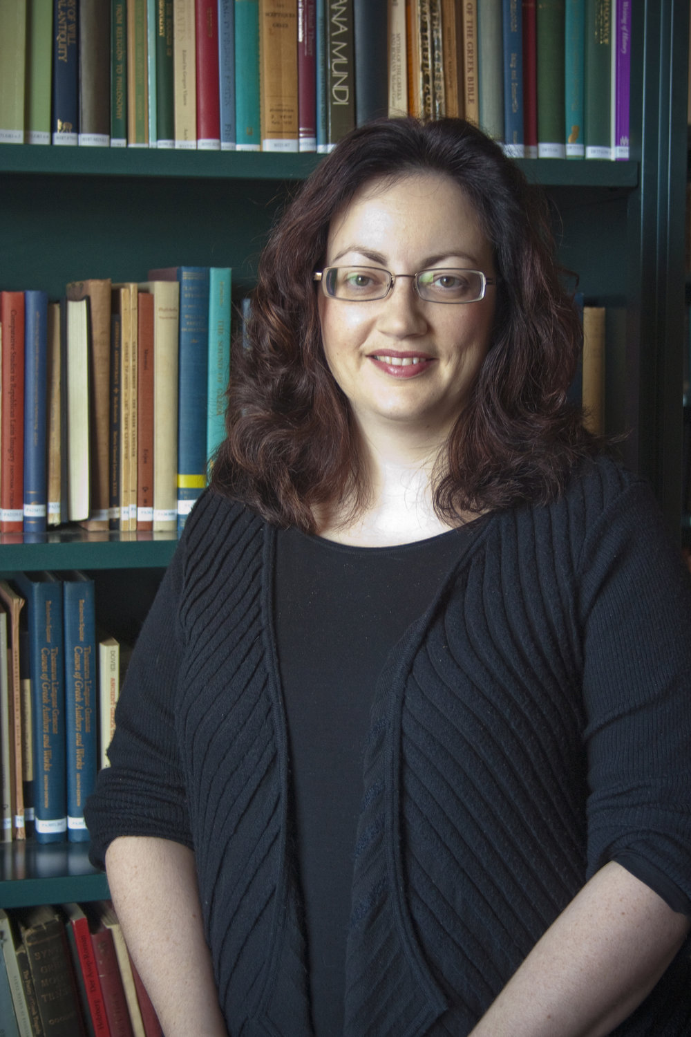 James and Sarah Argyropoulos Chair in Hellenic Studies  Helen Morales, Professor of Classics