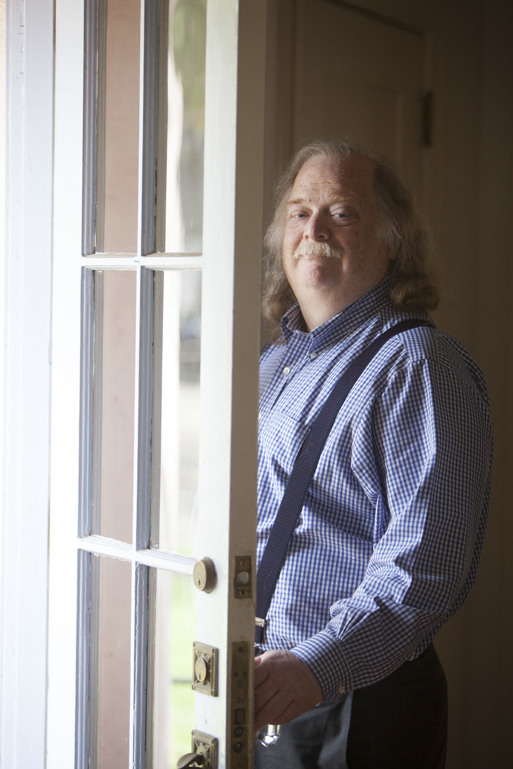 Jonathan Gold, above, was a Pulitzer-prize winning food critic for the  Los Angeles Times .  Photo: Anne Fishbein, courtesy of the  Los Angeles Times .