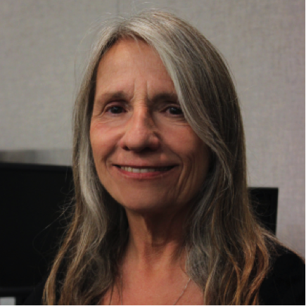 Allosphere Director JoAnn Kuchera-Morin, a professor of  Media Arts and Technology  and  Music  at UC Santa Barbara. Photo Courtesy of the University of California