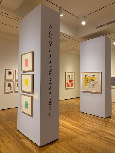 An overview of Prints! The Joan and Stuart Levin Collection at UC Santa Barbara's Arts and Architecture Museum.