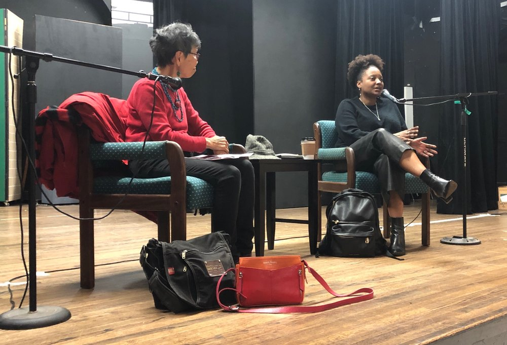 U.S. Poet Laureate Tracy K. Smith answers a UCSB student's question on her process for writing and revising her award-winning poetry.