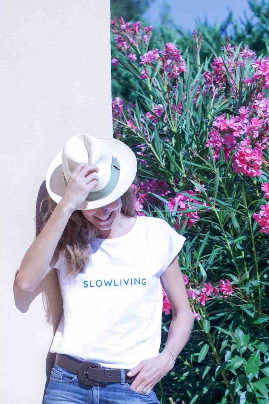 SLOW LIVING - What if happiness was the key to discovering a simpler, more fulfilling existence?