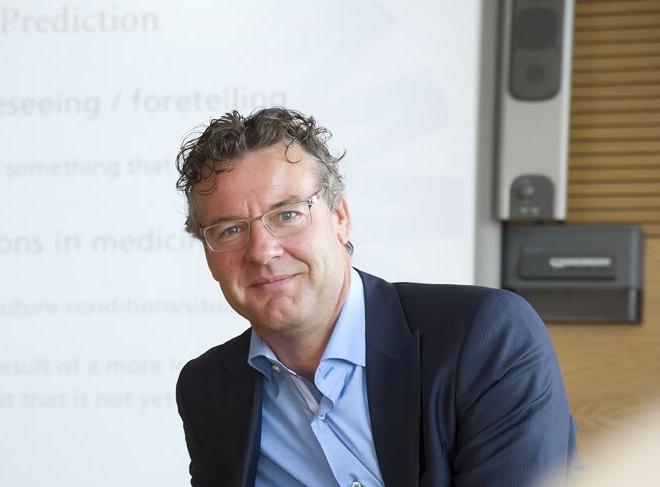 Karl Moons (Utrecht, NED)